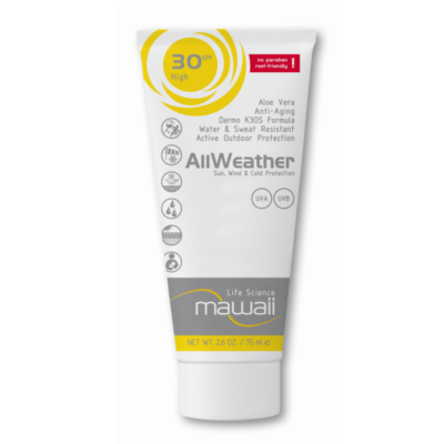 AllWeather Sun, Wind & Cold protection