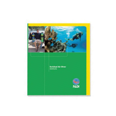 PADI EANX boek